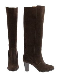 J.Crew Dark Brown Boots