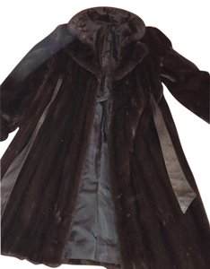 Other Vintage Full Length Mink Blackglama Fur Coat