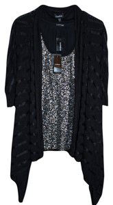bebe Long Stunning Cardigan