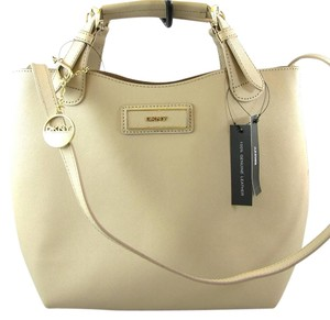 DKNY Tote in Sand