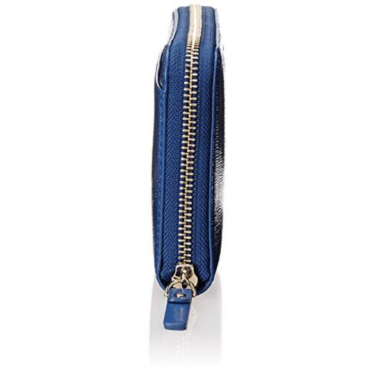 Kate Spade Kate Spade Blue Cedar St. Patent Lacey Wallet in Orbit New With Tags Image 5