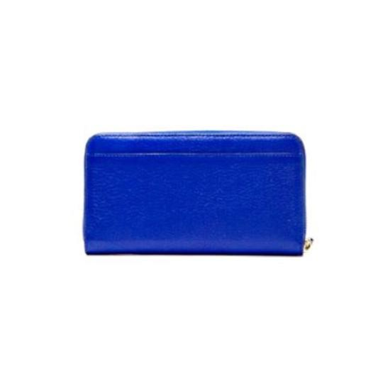 Kate Spade Kate Spade Blue Cedar St. Patent Lacey Wallet in Orbit New With Tags Image 9