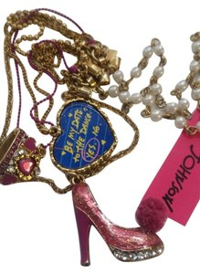 Betsey Johnson Betsey Johnson Necklace, New