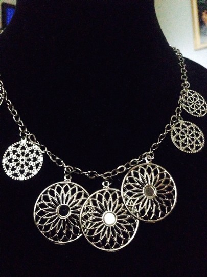 Not Rated Silver Necklace