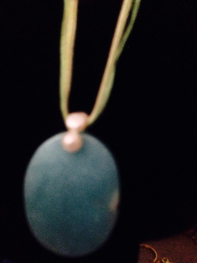 Not Rated Green Stone Necklace