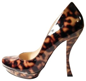 Christian Siriano for Payless Brown Pumps