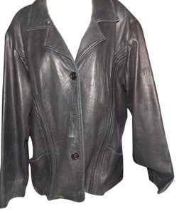 KC Collections Comfortable Leather Jacket