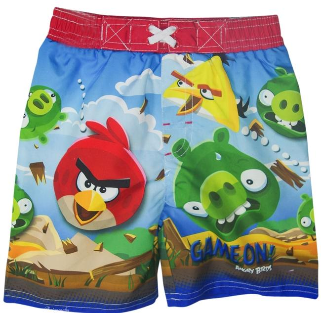 Angry Birds Angry Birds Suffer Shorts for Boys - 12 months