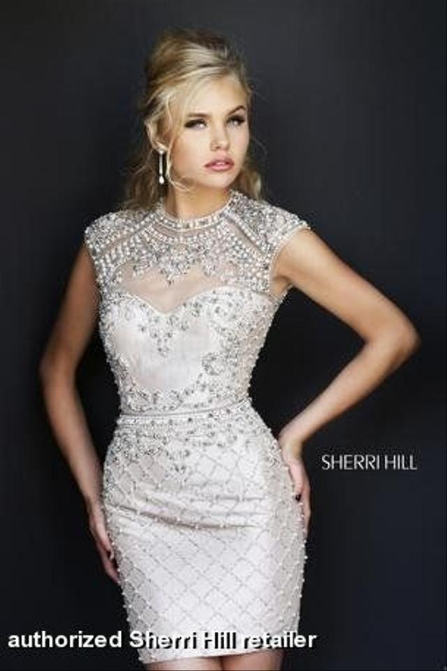 Sherri hill 4304 wedding dress tradesy weddings for Wedding dress sherri hill