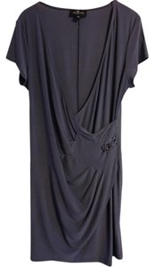 Scarlett Nite Plus-size Silver Hardware Dress
