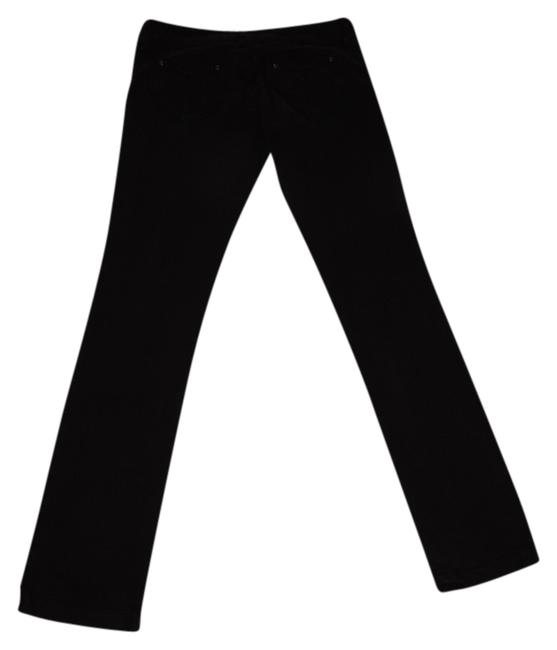Juicy Couture Straight Leg Jeans-Dark Rinse