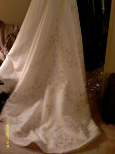 Casablanca Casablanca Bridal 1796 Wedding Dress