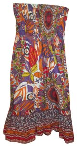 Victoria's Secret short dress Multi Victoria Sun on Tradesy
