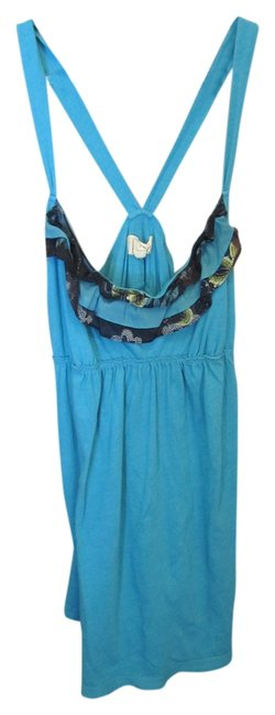 Preload https://item4.tradesy.com/images/hollister-cami-racer-back-tshirt-tunic-tank-top-blue-885788-0-0.jpg?width=400&height=650