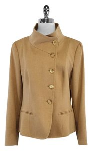 Max Mara Tan Camel Hair Jacket