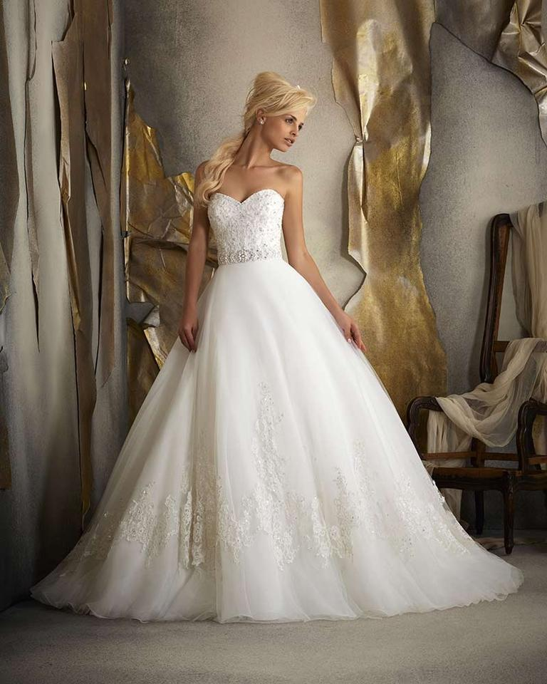 Mori Lee Style 1917 Wedding Dress