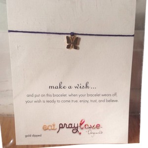 dogeared Make A Wish Bracelet