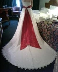 Michelangelo Ct2406 Wedding Dress