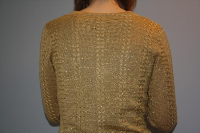 New York & Company V-neck Sparkly Sweater
