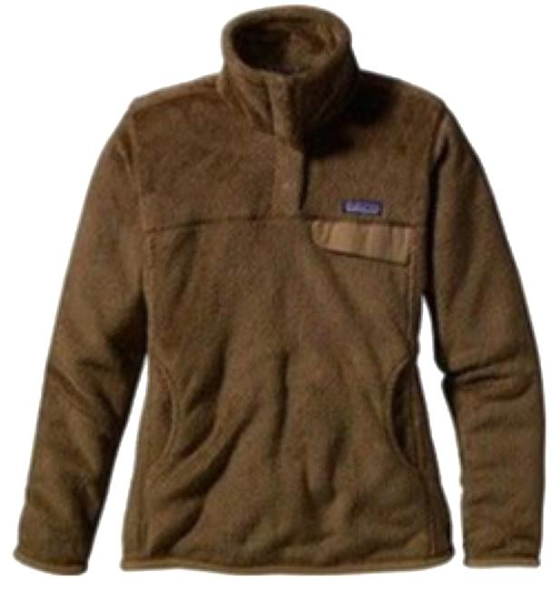 Item - Brown Re-tool Fleece Activewear Outerwear Size 2 (XS, 26)