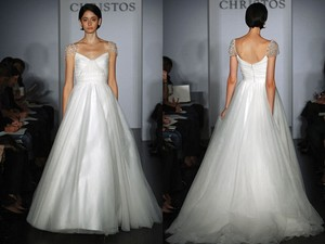 CHRISTOS Julianna Wedding Dress