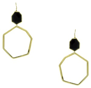 Ippolita Ippolita 18k Yellow Gold Onyx Earrings