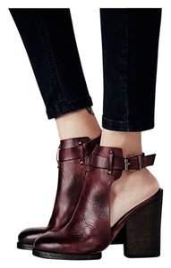 Free People Breton Heeled New Boho Cordova Boots