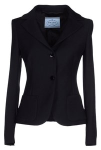 Prada Jacket Black Blazer