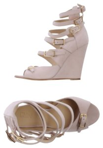 Chloé Light pink Wedges