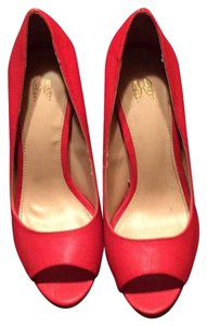 Victoria's Secret Red Pumps