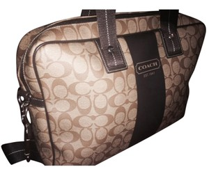 Coach Laptop Cross Body Bag