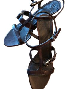 Givenchy Sandals Leather Sandals Heels Leather Brown Pumps