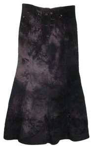 Tommy Hilfiger Maxi Skirt Tie Dyed