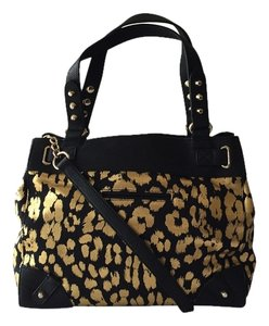 Juicy Couture Holiday Shimmer Tote in Gold