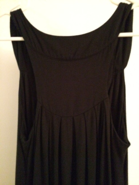 LaROK short dress Black Dryclean Only Micromodal Spandex Silk on Tradesy