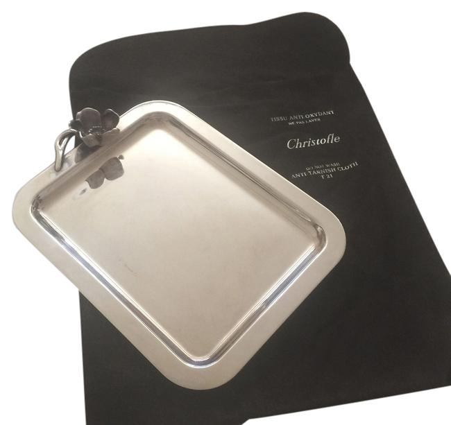 Item - Silver Plated Stirling Tray