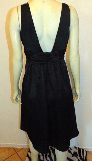 CALVIN KLEIN Size 8 Knee Length Sleeveless Summer Evening Empire Waist Cute Dress
