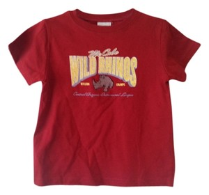 Arizona T Shirt Burgundy