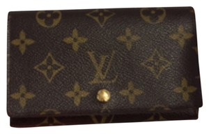 Louis Vuitton Louis Vuitton Monogram Tresor Wallet