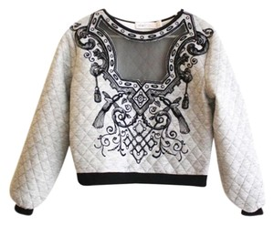 alice McCALL Quilted Sweatshirt