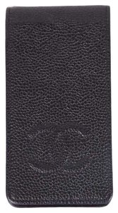 Chanel Caviar iPhone 5 Card Case