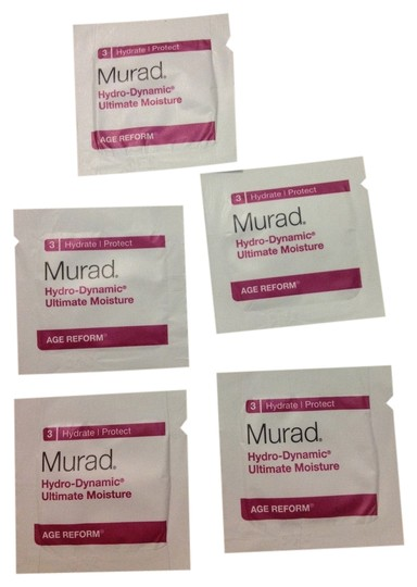 Other Murad hydro dynamic ultimate moisture age reform travel sample size 5 pieces