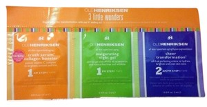 Ole Henriksen ole henriksen truth serum, night gel, sheer transformation travel size