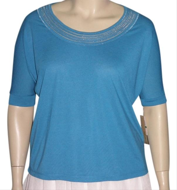 Preload https://item5.tradesy.com/images/energie-blue-new-with-tags-large-blouse-size-12-l-887464-0-0.jpg?width=400&height=650