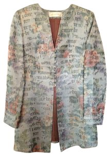 Platine Paris multi Blazer