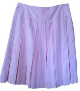 Brooks Brothers Skirt Pink