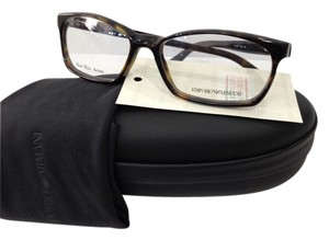 Emporio Armani NEW EMPORIO ARMANI EA9787 COLOR 086 TORTOISE PLASTIC EYEGLASSES MADE IN ITALY