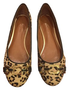 Banana Republic Women's Leopard Flats