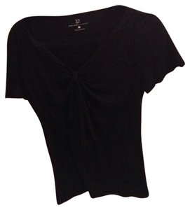 New York & Company T Shirt Blac