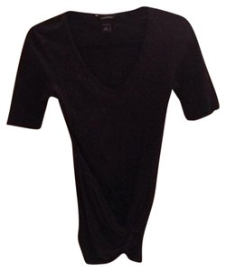 Moda International T Shirt Blac